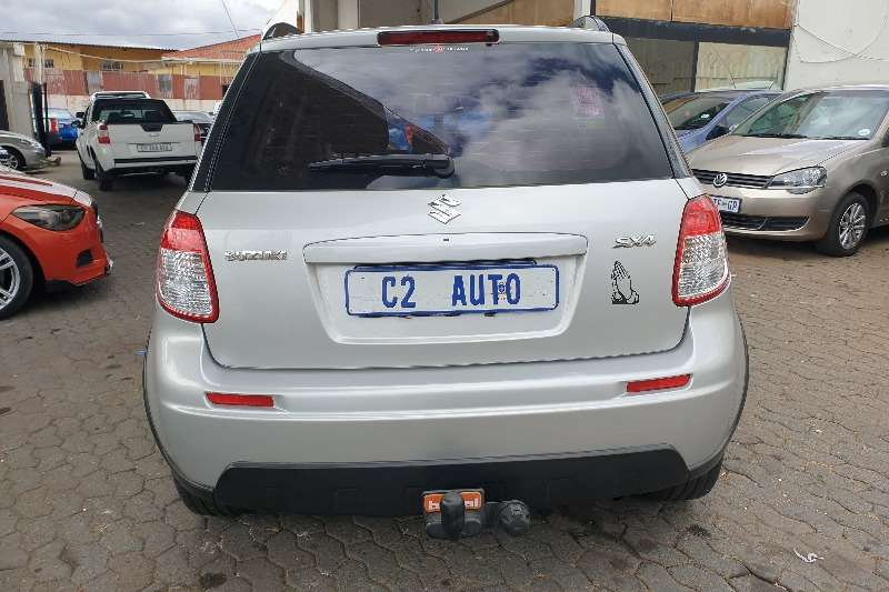 Used 2009 Suzuki SX4 1.6 GLX