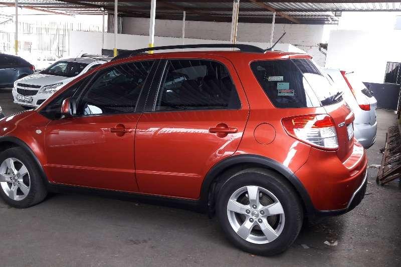 Suzuki SX4 1.6 GLX 2012