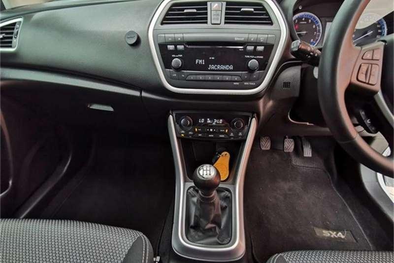 Suzuki SX4 1.6 GLX 2014