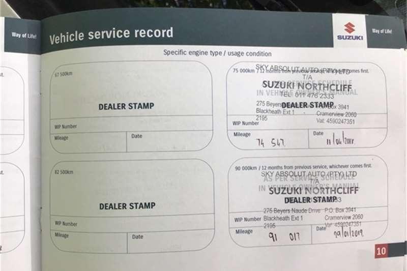 Suzuki SX4 1.6 GLX 2015