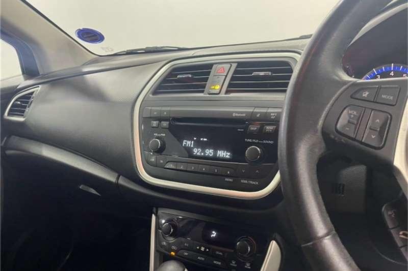 2014 Suzuki SX4 SX4 1.6 GLX auto