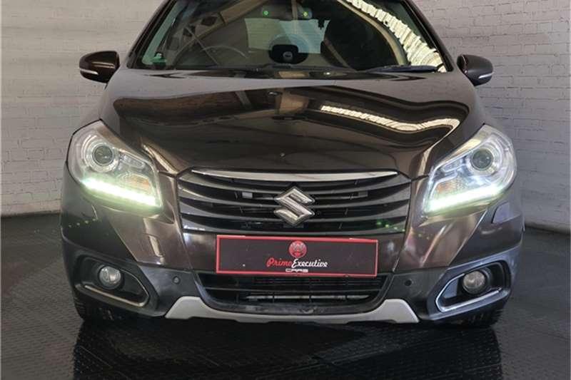 Used 2016 Suzuki SX4 1.6 GLX auto