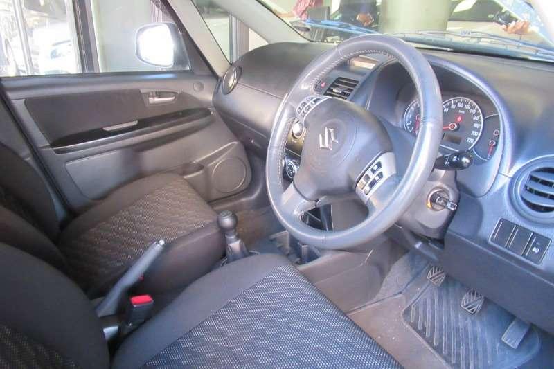 Used 2008 Suzuki SX4 2.0