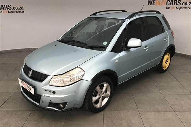 Suzuki SX4 2.0 2009