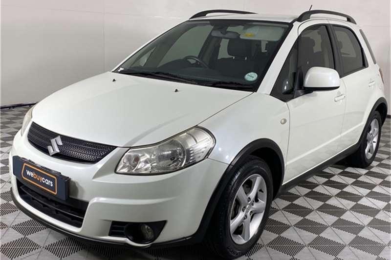 2009 Suzuki SX4 SX4 2.0