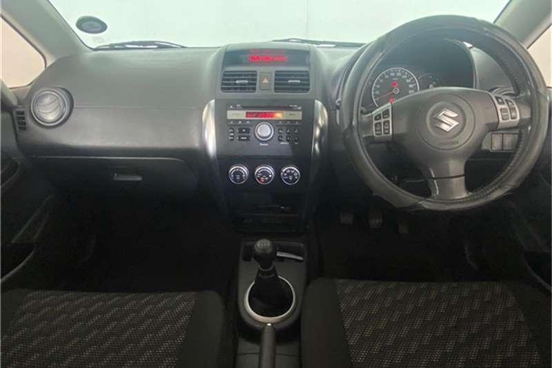 Used 2009 Suzuki SX4 2.0