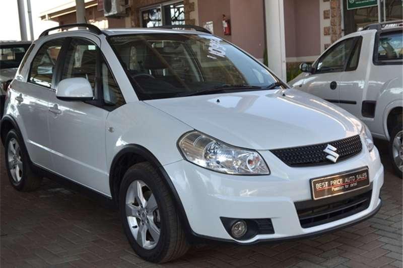 Suzuki SX4 2.0 2010
