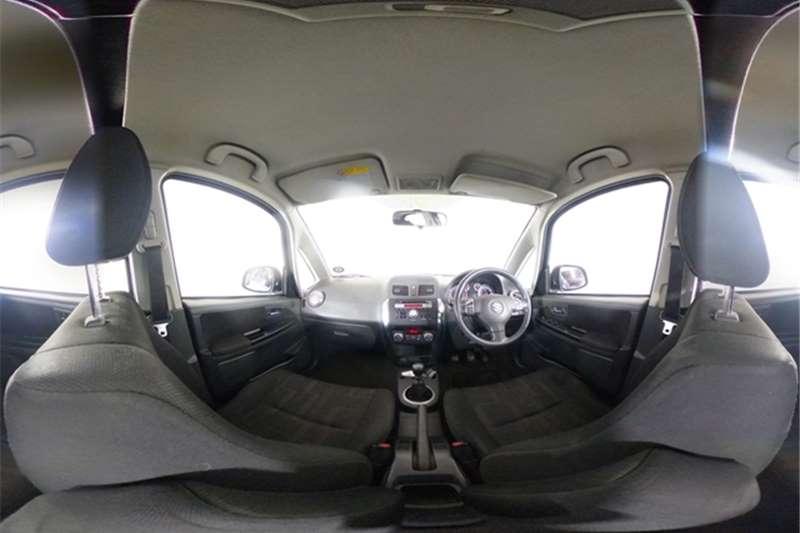 2010 Suzuki SX4 SX4 2.0