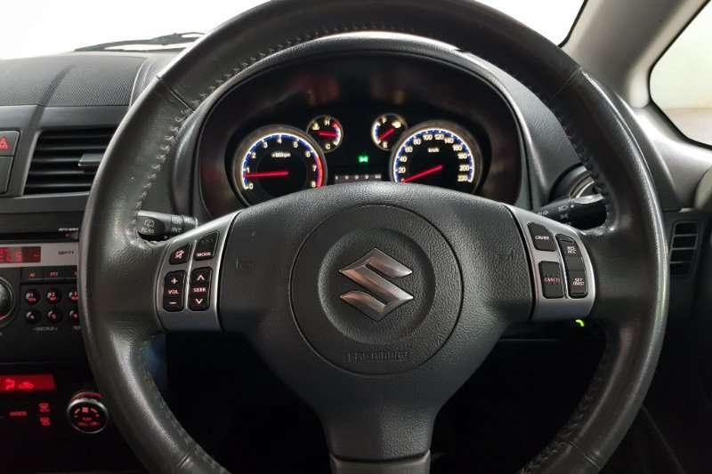 Suzuki SX4 2.0 2011