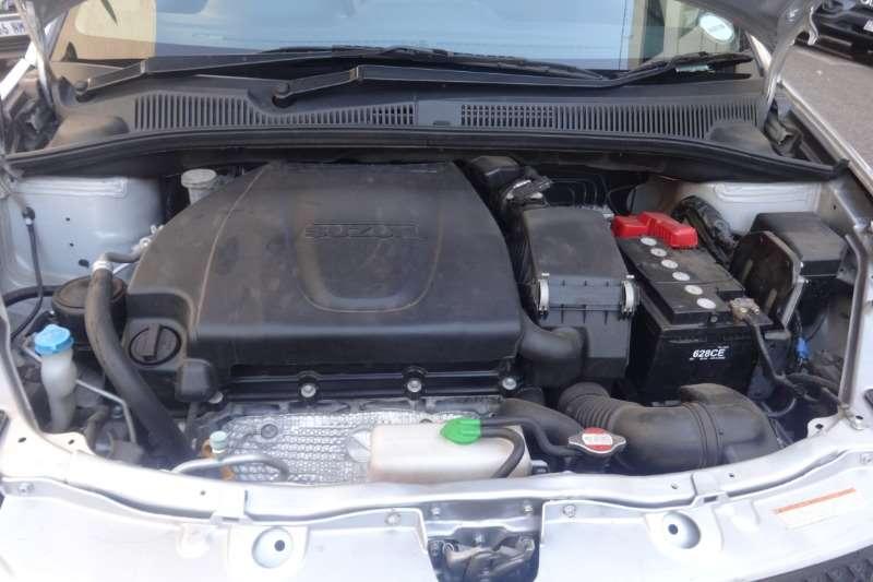 Suzuki SX4 2.0 2012