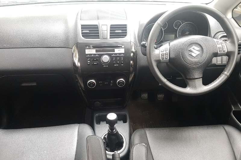 Suzuki SX4 2.0 2013