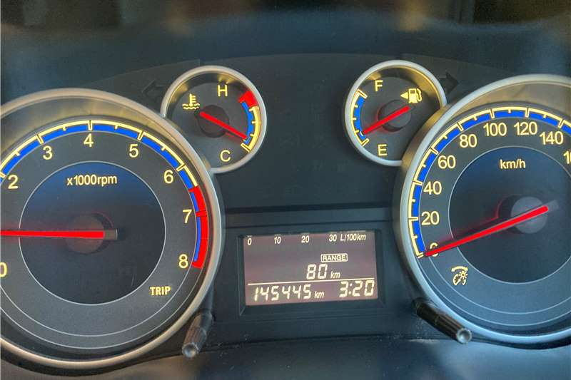 Used 2013 Suzuki SX4 2.0