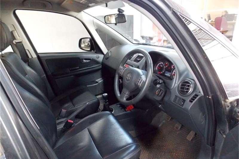 Suzuki SX4 2.0 2014