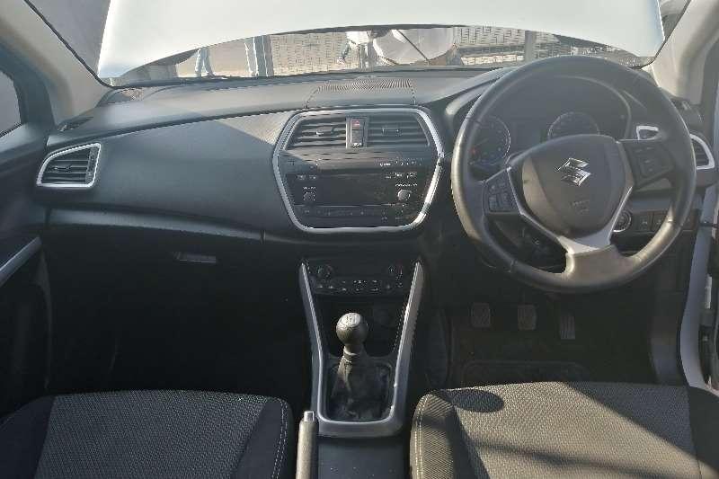 2014 Suzuki SX4 SX4 2.0