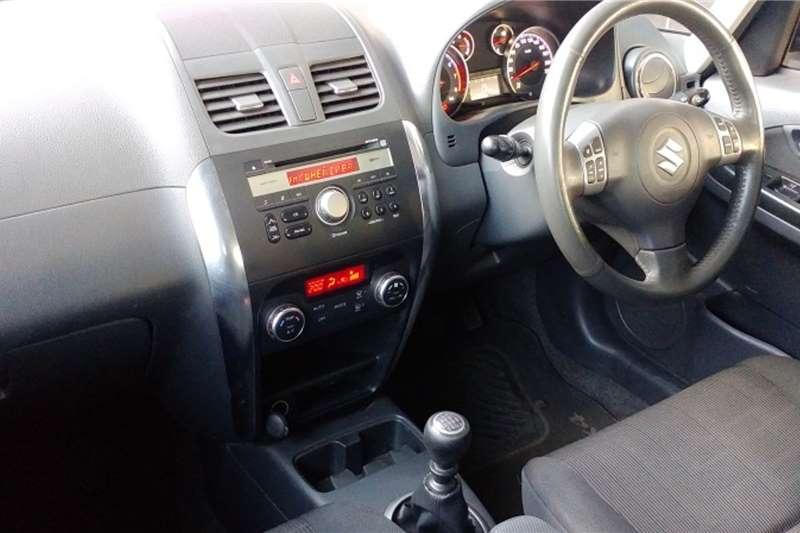 Used 2011 Suzuki SX4 2.0 4x4