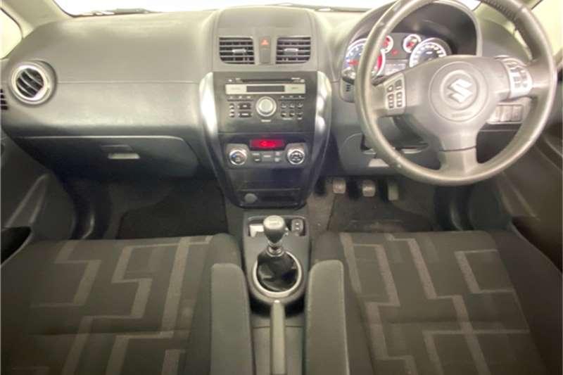 2011 Suzuki SX4 SX4 2.0 4x4