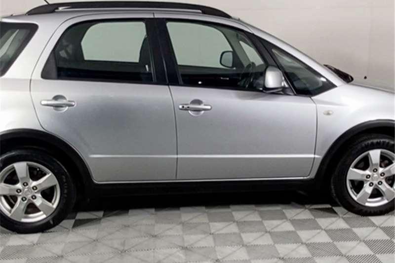 2010 Suzuki SX4 SX4 2.0 auto