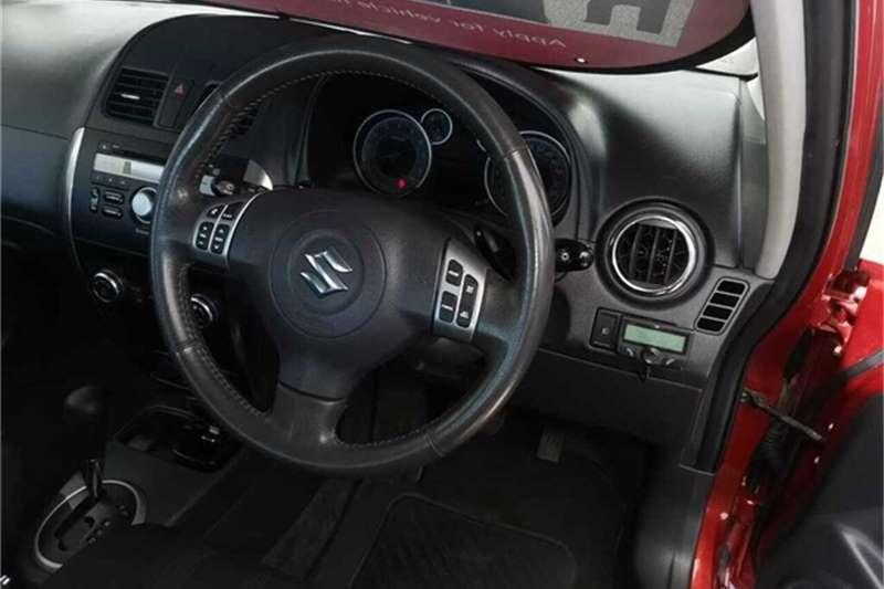 Suzuki SX4 2.0 auto 2011