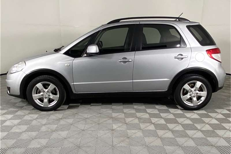 Used 2012 Suzuki SX4 2.0 auto
