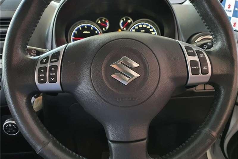 Suzuki SX4 2.0 auto 2013