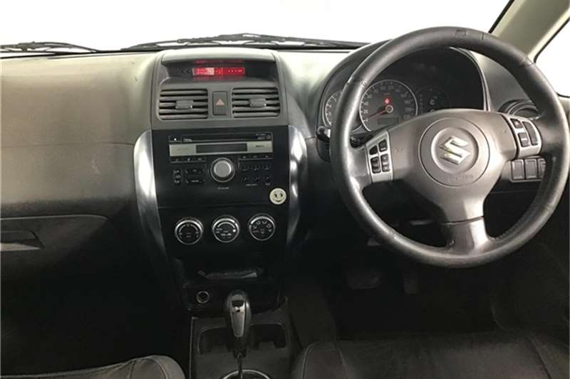 Suzuki SX4 2.0 automatic 2008