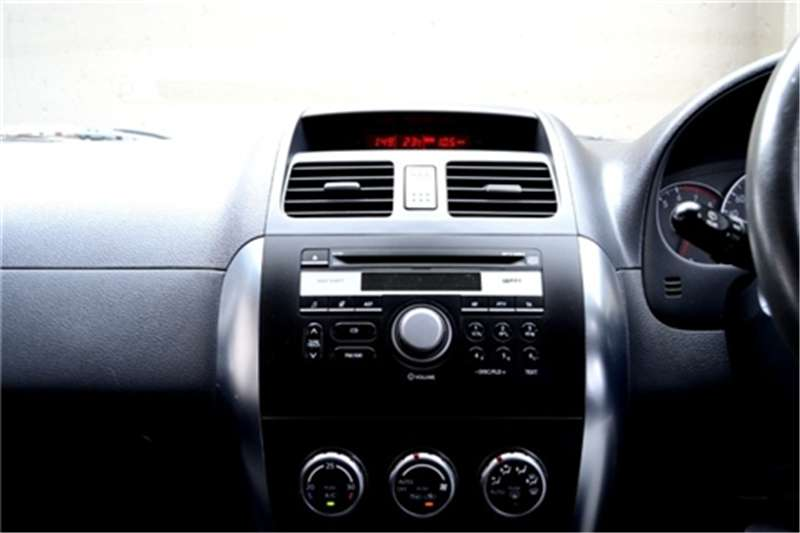 Suzuki SX4 2.0 automatic 2009