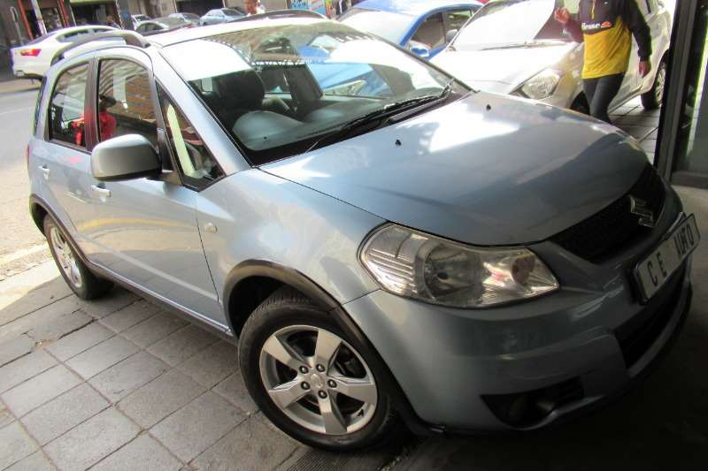 Used 2012 Suzuki SX4 2.0 automatic