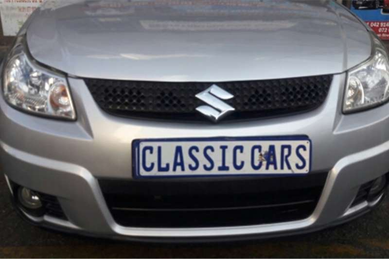 Suzuki SX4 2.0 Jock Edition 2012