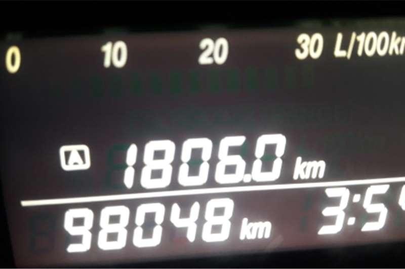2012 Suzuki SX4 2.0