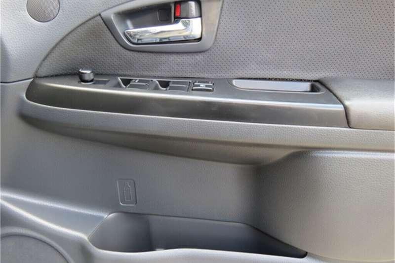 2013 Suzuki SX4 2.0