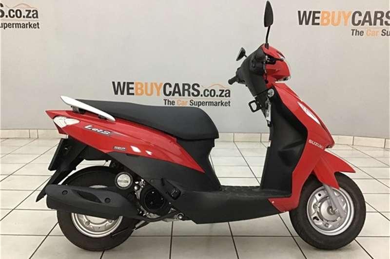 2018 Suzuki