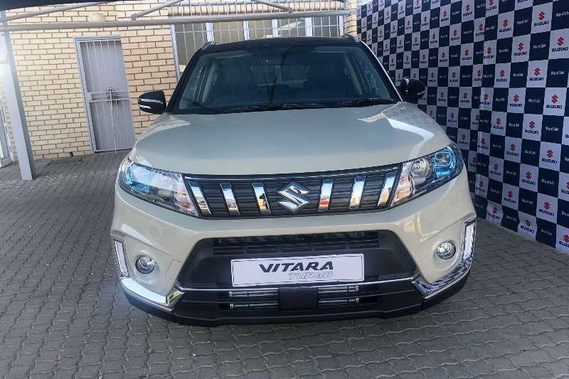 Suzuki Vitara 1.4T GLX 2019