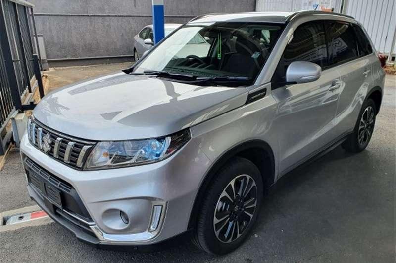 Suzuki Vitara 1.4T GLX A/T 2021