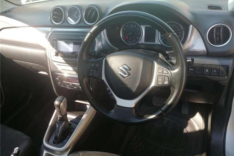 Used 2017 Suzuki Vitara