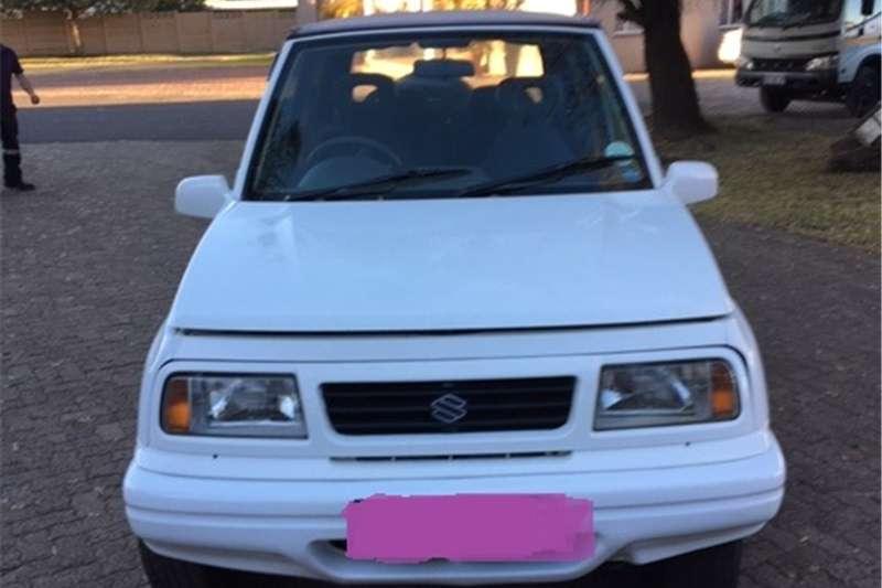 Suzuki Vitara 1.6 GL 1998