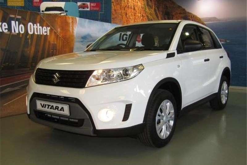 Suzuki Vitara 1.6 GL 2019