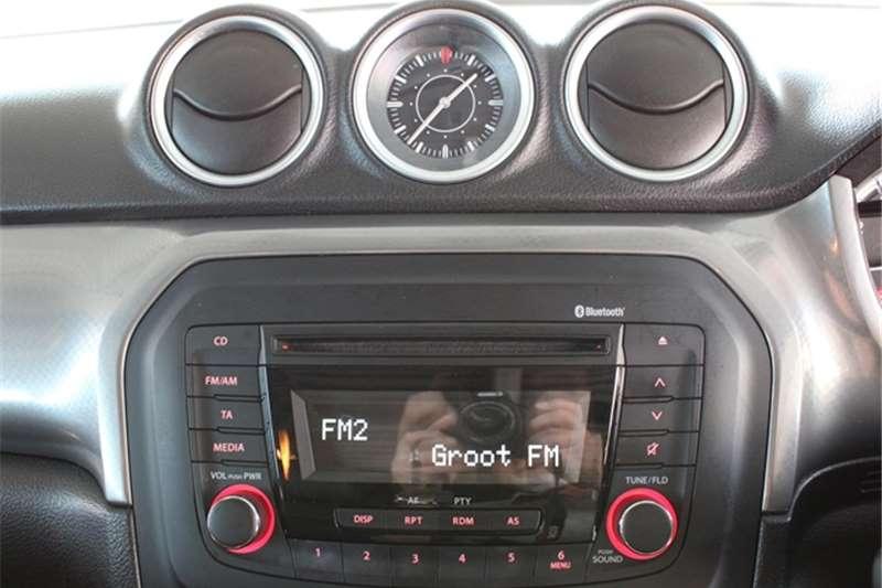 Used 2017 Suzuki Vitara 1.6 GLX auto