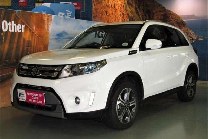 Suzuki Vitara 1.6 GLX auto 2018