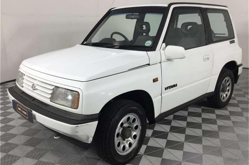 Suzuki Vitara 1989
