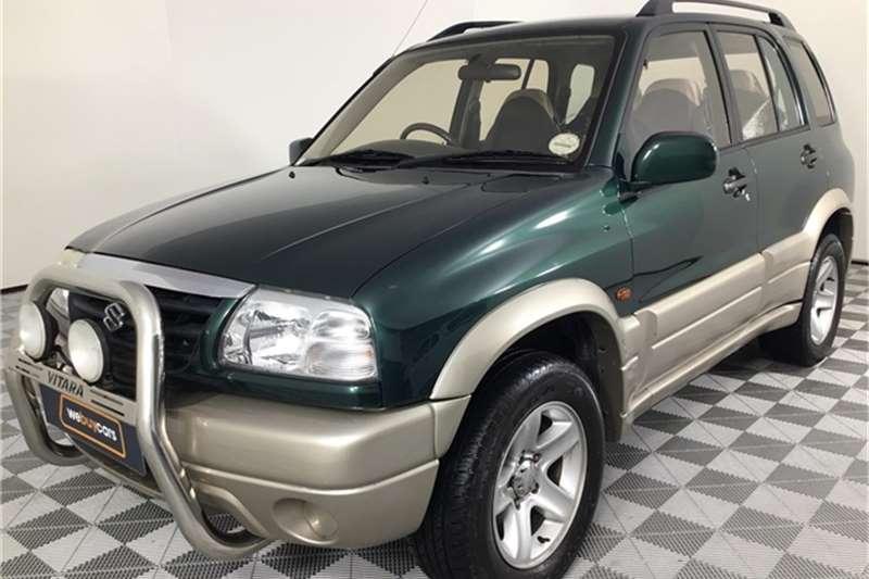 Suzuki Vitara 2001