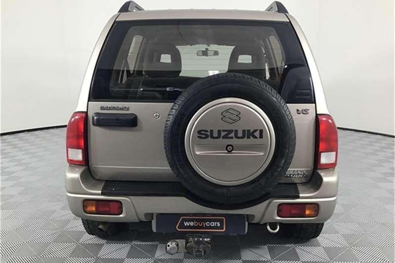 Suzuki Vitara 2003