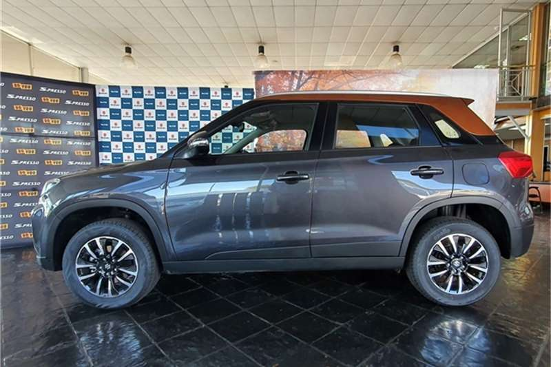 Used 2021 Suzuki Vitara Brezza VITARA BREZZA 1.5 GLX
