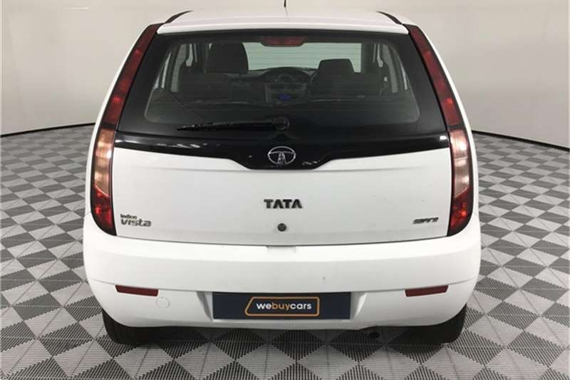 Tata Indica Vista 1.4 Ini eGo 2013