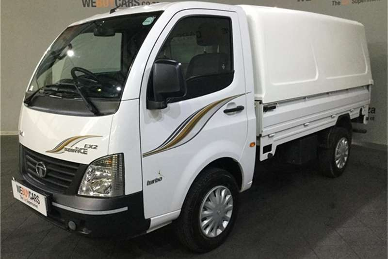 2018 Tata Super Ace 1.4D DLS