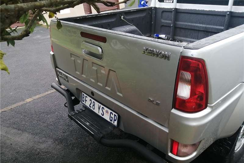 Tata Xenon 2.2L DLE double cab 2011