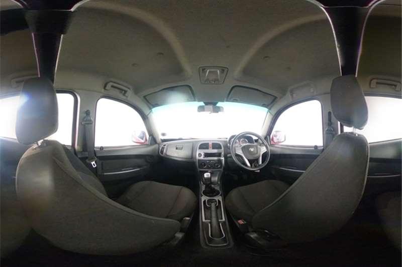 2011 Tata Xenon Xenon 2.2L DLE double cab