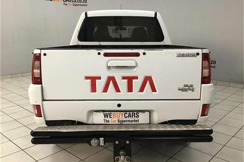 Tata Xenon 2.2L DLE double cab 4x4 2011