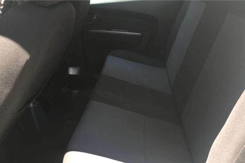 Tata Xenon 3.0L DLE double cab 4x4 2014