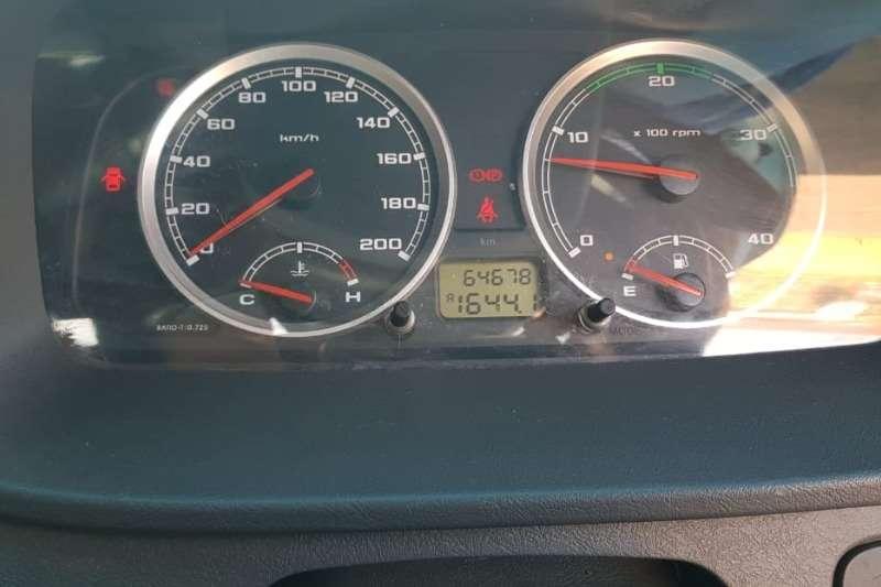 2012 Tata Xenon 3.0L DLE double cab
