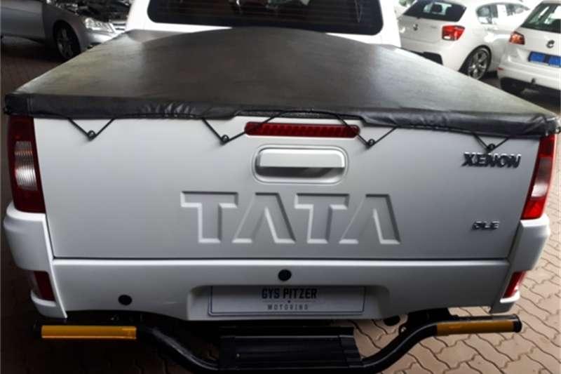 Tata Xenon XT 2.2L double cab 4x4 2015